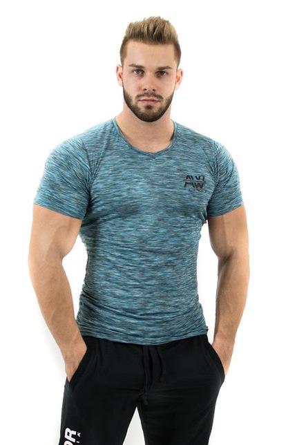 Многофункциональная мужская футболка NEBBIA 126