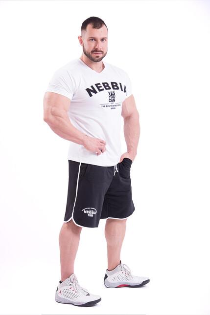 Облегающая мужская футболка T-SHIRT 396 WHITE