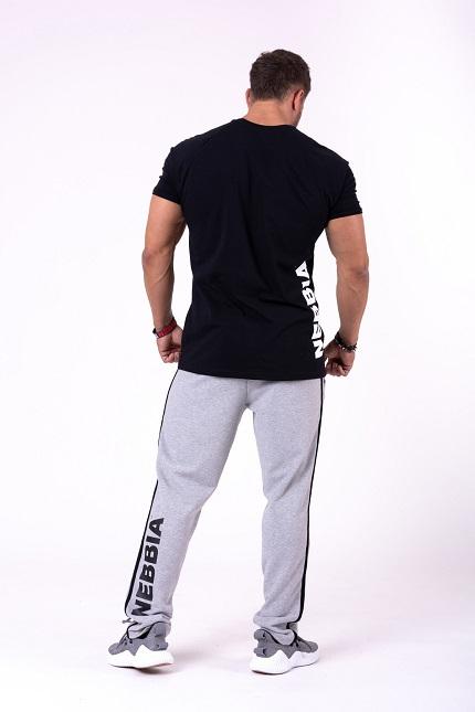 Однотонная мужская футболка 90'S HERO T-SHIRT 143