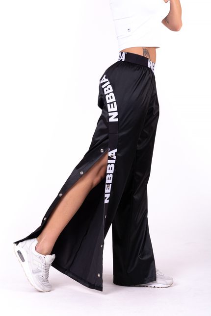 Атласные штаны SATIN BOTTOM UP PANTS 685