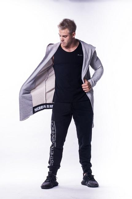 Модная кофта для спорта NEBBIA AW LONG COAT 724