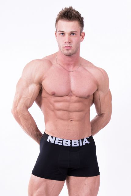 Мужские трусы-боксёры NEBBIA 101