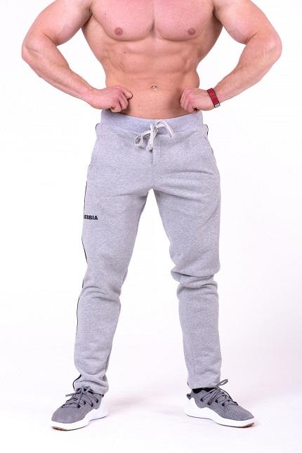 Качественные спортивные штаны SIDE STRIPE RETRO JOGGERS 154