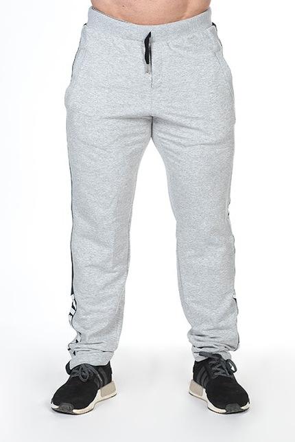 Однотонные брюки для спорта NEBBIA HARDCORE 366