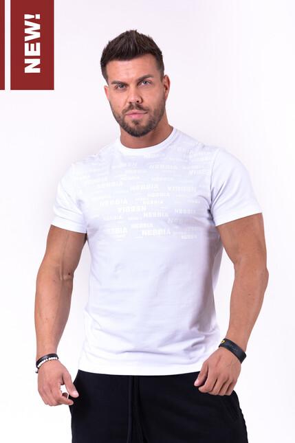 Ексклюзивна спортивна футболка MORE THAN BASIC! T-SHIRT 145